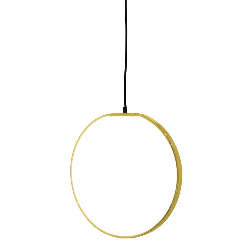 Golden Ring Pendelleuchte
