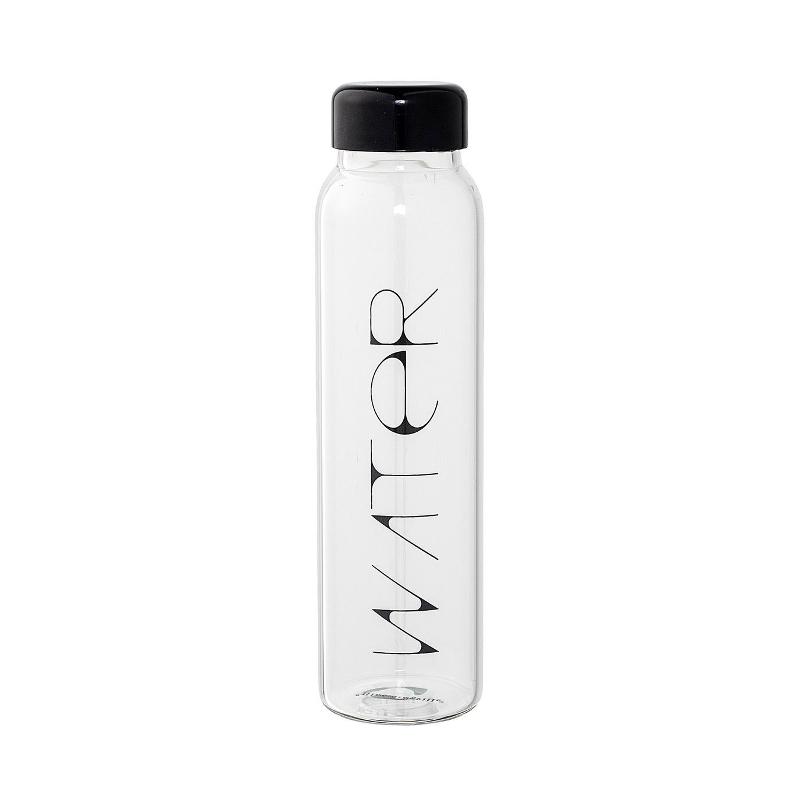 Wasserflasche mit Deckel
