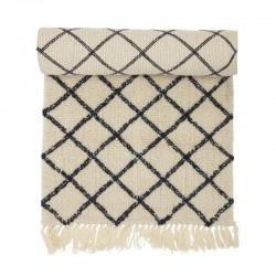 Wool Teppich 200 x 70 cm