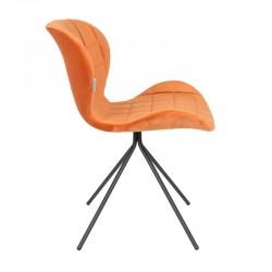 Zuiver - OMG Velvet Stuhl