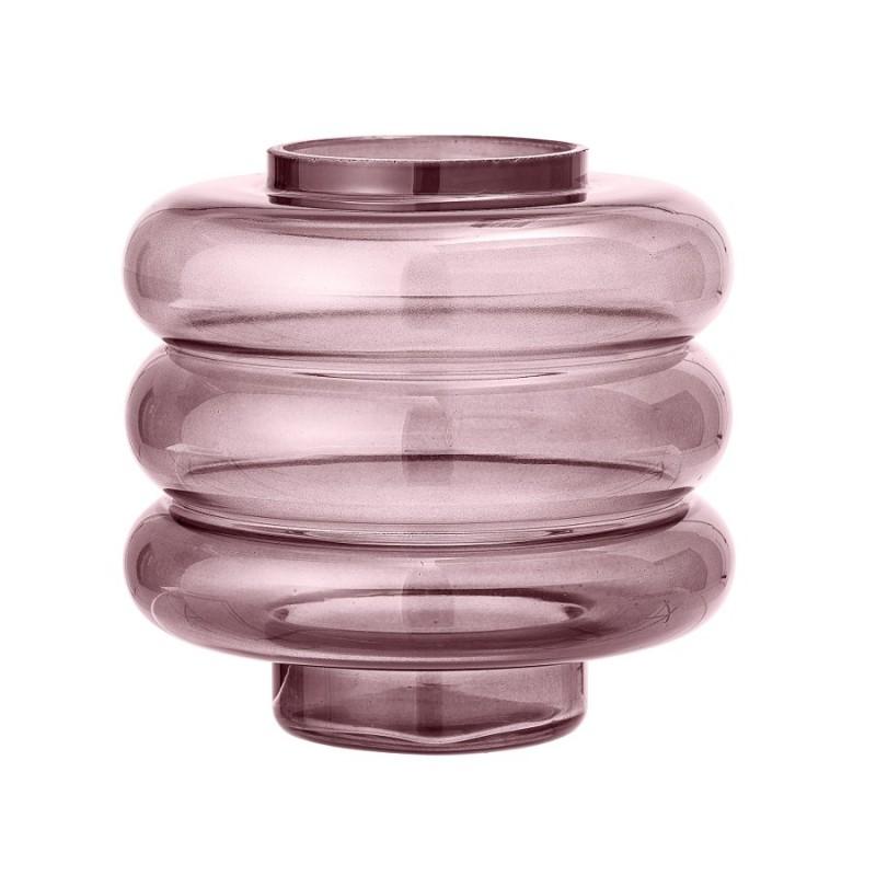 Bloomingville - Rose Glas Vase