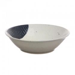 HK living - Kyoto-Keramik: Indigoschale