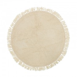 Wool Teppich Ø 110 cm