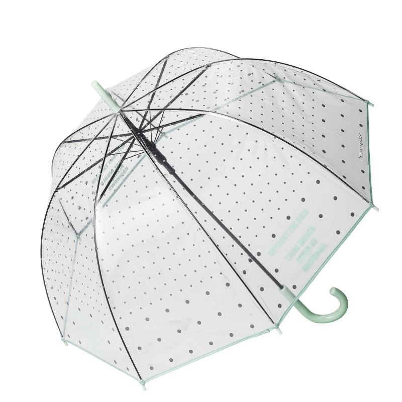 Transparent Regenschirm