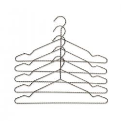 Twisted Kleiderbügel 5er-Set