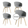 3 + 1 Angebot: About A Chair AAC 22