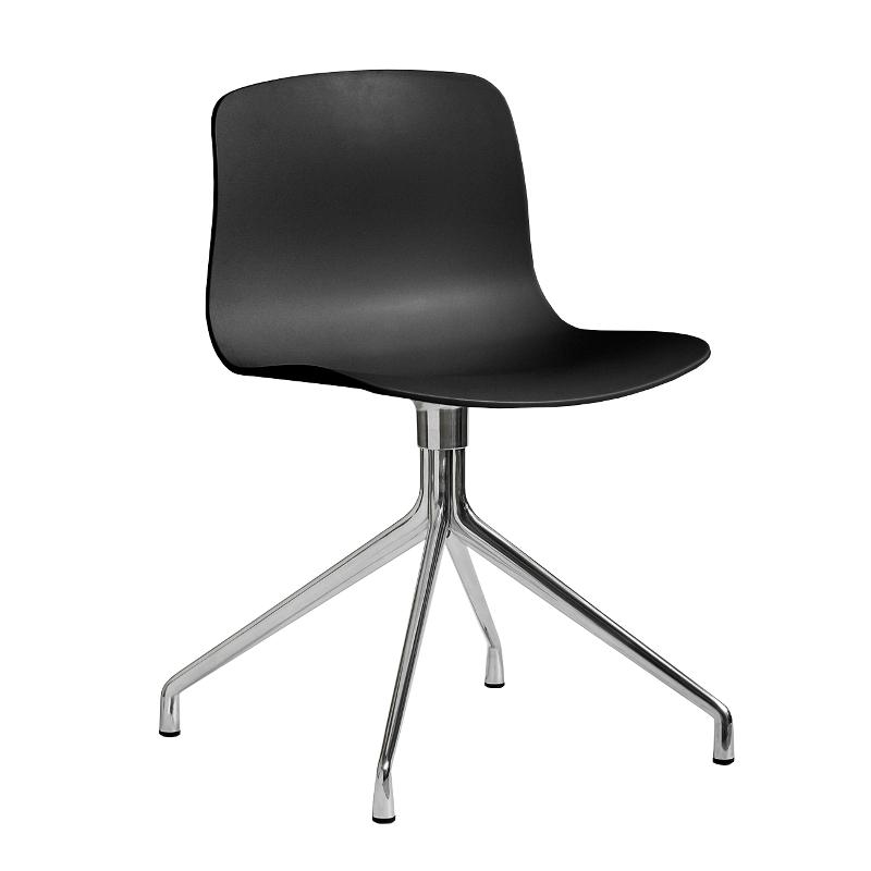 Fan Besucherstuhl auf Rollen Leder - s-23   Büro > Bürostühle und Sessel  > Besucherstühle   Profim