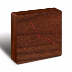 Analog Click Clock Tisch- & Wanduhr